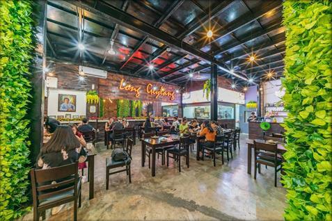 nhà hàng longgeylang - dimsum house